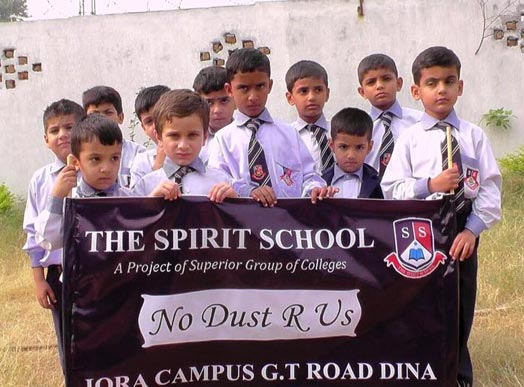 The Spirit School