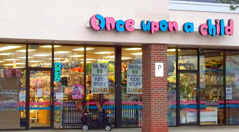 Once Upon a Child Franchise - Cherry Franchise